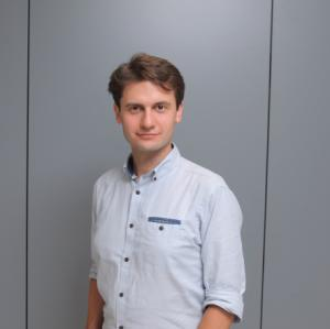 Portrait of Prof. Alexandr Andoni