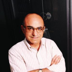 Portrait of Prof. Dimitris Anastassiou