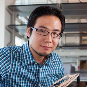 Portrait of Prof. Xiaofan (Fred) Jiang