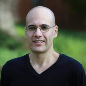 Portrait of Prof. Elias Bareinboim