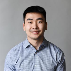 Portrait of Alan Lin