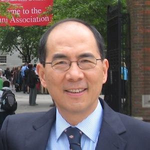 Portrait of Prof. Y. Lawrence Yao