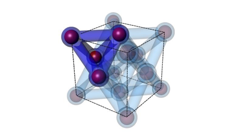 DNA tetrahedra