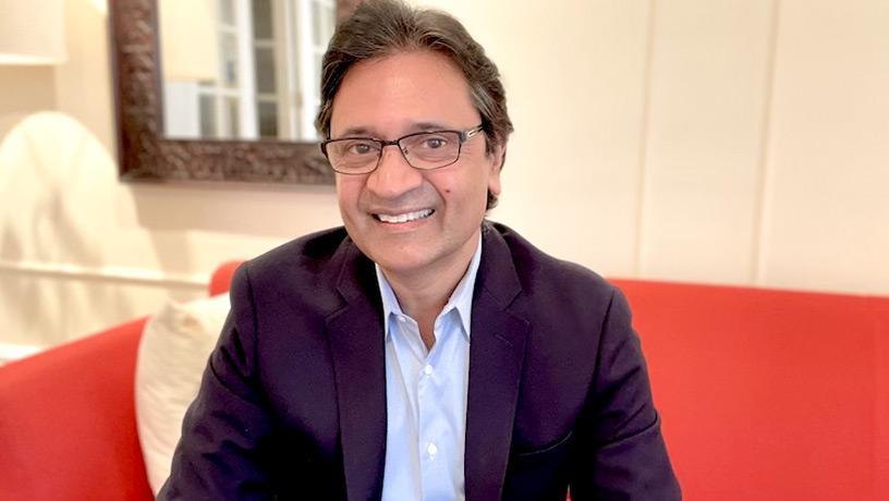 Professor Shree K. Nayar