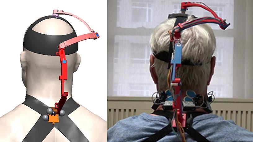 new robotic neck